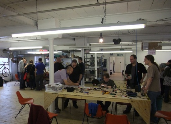 The-soldering-area-on-open-day-2011.jpg