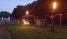 Fire Pong at EMF.PNG