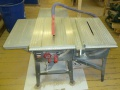 Dusty area table saw.jpg